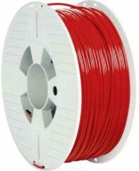 Verbatim 55330 Filament PLA kunststof 2.85 mm 1000 g Rood
