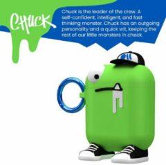 Groene Case-Mate CreaturePods voor AirPods - Chuck