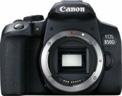 Canon EOS 850D SLR camerabody 24,1 MP CMOS 6000 x 4000 Pixels Zwart