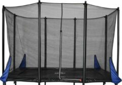 Zwarte ThysToys Vangnet 215 x 153 cm (7ft x 5ft) - los netje - buitenkant