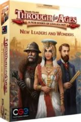 Czech Games Through the Ages New Leaders and Wonders ( engelstalige uitbreiding)
