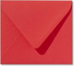 Enveloppenwinkel Envelop 12,5 x 14 Koraalrood, 25 stuks