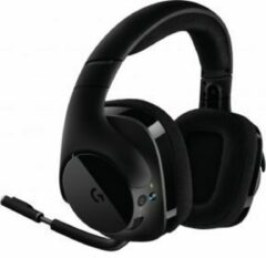 Zwarte Logitech G533 - Draadloze Gaming Headset met DTS Headphone:X en 7.1 Surround Sound
