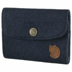 Fjällräven - Norrvåge Wallet - Portemonnee maat One Size, zwart