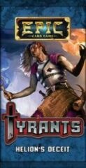 White Wizard Games Epic Card Game: Tyrants Helion's Deceit booster