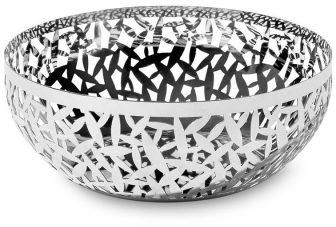 Afbeelding van Alessi Cactus fruitschaal van roestvrij staal 29 cm
