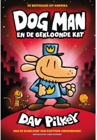 Afbeelding van ZWIJSEN Boek Dog Man Deel 3 Gekloonde Kat K5 (6559583)