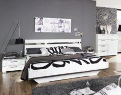 Rauch-SELECT Bett 180 x 200 cm weiss hochglanz RAUCH SELECT Denia