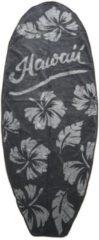 "Velours Strandlaken ""Hawaii"" 80 x 200 cm"