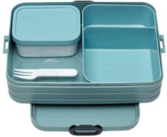 Groene Rosti Mepal Mepal Bento Take a Break Lunchbox - 1.5 l - Nordic green