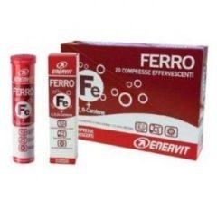 ENERVIT FERRO 20 COMPRESSE 20CPR INTEGRATORE ALIMENTARE PER IL METABOLISMO ENERGETICO