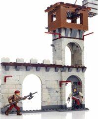 Ubisoft Mega Bloks Assassin's Creed Siege of Monteriggioni - Constructiespeelgoed
