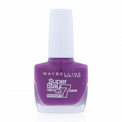 Afbeelding van Maybelline Superstay 7Days Nagellak 290 Purple - Online Only