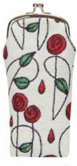 Rode Signare - Brillenhouder - Gobelin - Mackintosh Simple Rose