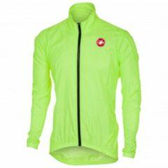 Groene Castelli - Squadra ER Jacket - Fietsjack maat M groen