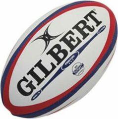 Rode Gilbert Rugbybal Photon Red/Blue 5