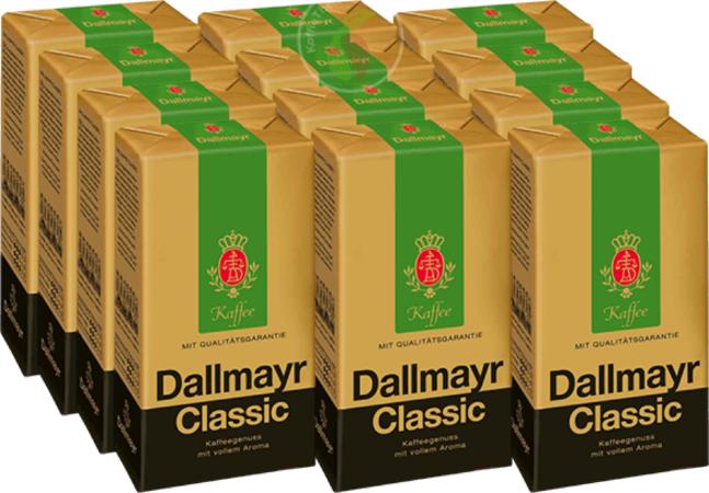 Afbeelding van Dallmayr Classic Filterkoffie 500 gram