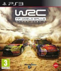 Black Bean Games WRC, FIA World Rally Championship PS3