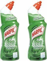 Harpic Toiletreiniger Gel Eco - 2 x 750 ml