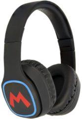 Zwarte OTL Technologies Super Mario - Bluetooth koptelefoon