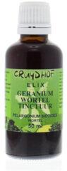 Elix Geraniumwortel Tinctuur (50ml)