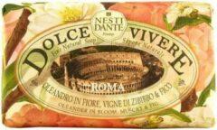 MULTI BUNDEL 5 Nesti Dante Dolce Vivere Roma Soap 250g