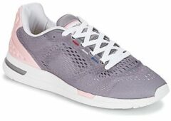 Paarse Lage Sneakers Le Coq Sportif LCS R PRO W ENGINEERED MESH