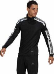 Adidas Squadra 21 Sporttrui - Maat XS - Mannen - zwart - wit