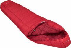 Vaude - Sioux 100 Syn - Synthetische slaapzak maat 220 cm, rood