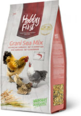 3x Hobby First Grani Sea Mix - Rivierkreeftjes 3 kg