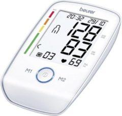 Witte Beurer BM45 - Bloeddrukmeter bovenarm - XL display - Hartritmestoornis herkenning