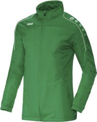 Groene Jako - Rain jacket Team Senior - Heren - maat S