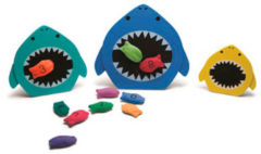 BS Toys kinderspel haaien voeren 13-delig