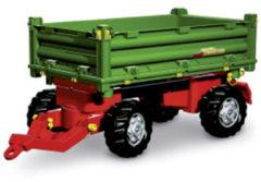 Groene Rolly Toys aanhanger RollyMulti 2 junor groen