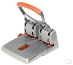 Rapid Supreme Heavy Duty Perforator HDC150/4-gaats - 150 vel - Zilver/Oranje