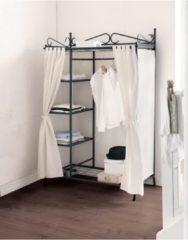 Kleiderschrank Air miaVILLA schwarz