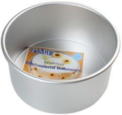 Zilveren PME Legend PME Extra Diepe Ronde Bakvorm Ø 25 x 10cm