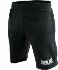 Super Pro Jogging Short Zwart/Wit Extra Small