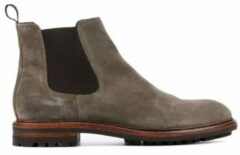Blackstone UG23 suède chelsea boots taupe
