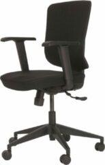 Zwarte RoomForTheNew Bureaustoel 010- Bureaustoel - Office chair - Office chair ergonomic - Ergonomische Bureaustoel - Bureaustoel Ergonomisch - Bureaustoelen ergonomische - Bureaustoelen voor volwassenen - Bureaustoel ARBO - Gaming stoel - Thuiswerken