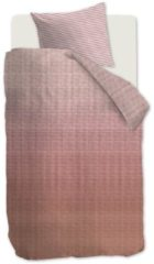 Beddinghouse Marmore dekbedovertrek - 100% katoen - 1-persoons (140x200/220 cm + 1 sloop) - 1 stuk (60x70 cm) - Oranje