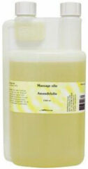 Alive Massageolie Amandelolie 100% (1000ml)