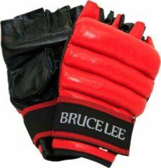 Bruce Lee Allround Free Fight handschoenen - MMA Handschoenen - PU - L/XL