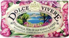 MULTI BUNDEL 5 Nesti Dante Dolce Vivere Sicilia Soap 250g