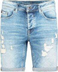 Blauwe Garcia Jeans 45302448 Regular fit Broek Maat One size