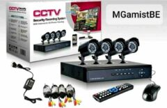 MGamistBE CCTV security systeem