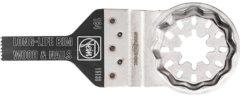 Bimetaal Invalzaagblad 10 mm Fein E-Cut Long-Life 63502184230 Geschikt voor merk Fein, Makita, Bosch, Milwaukee, Metabo 5 stuks