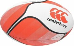 Rode Canterbury CATALAST XV MATCH BALL FLAG RED BLACK