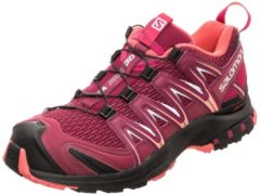 XA PRO 3D Trail Laufschuh Damen Salomon beet red / cerise / black