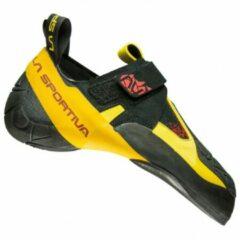 La Sportiva Skwama klimschoenen geel/zwart Maat 44 1/2